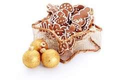 Вкусные рецепты: Курица с грецкими орехами в гранатовом соке, коктель с креветками, Пряное печенье с джемом